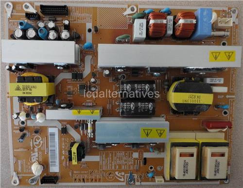 Samsung LN40A540 LCD TV Repair Kit, Capacitors Only, Not the Entire Board