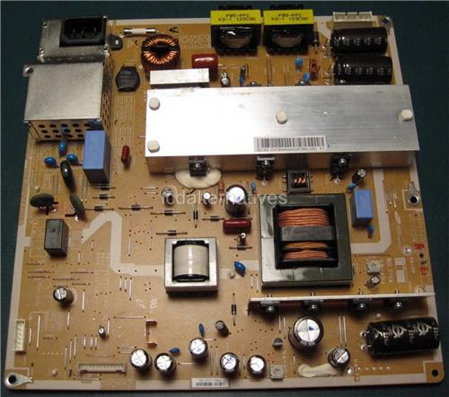 Samsung PN51D530 Plasma TV Repair Kit, Capacitors Only, Not the Entire Board.