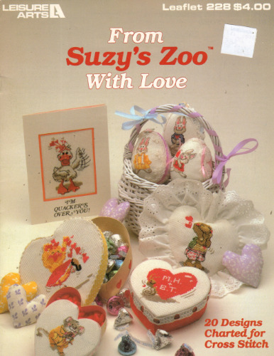 Leisure Arts From SUZY'S ZOO With Love