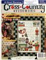 CROSS COUNTRY STITCHING MAGAZINE April 1997