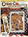 CROSS COUNTRY STITCHING MAGAZINE August 1997