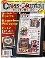 CROSS COUNTRY STITCHING MAGAZINE August 1998