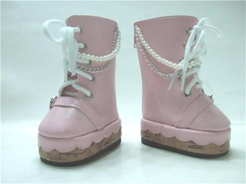 PEARLS & CHAINS BOOTS