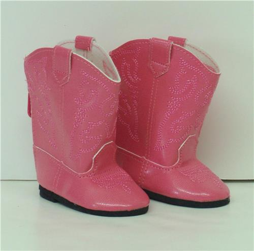 HOT PINK COWGIRL BOOTS