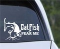 Catfish Fear Me Fishing Decal Sticker.jpeg