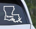 Louisiana State Home Outline LA Cajun USA.jpeg