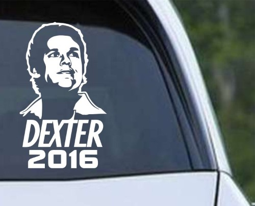 Dexter for president 2016