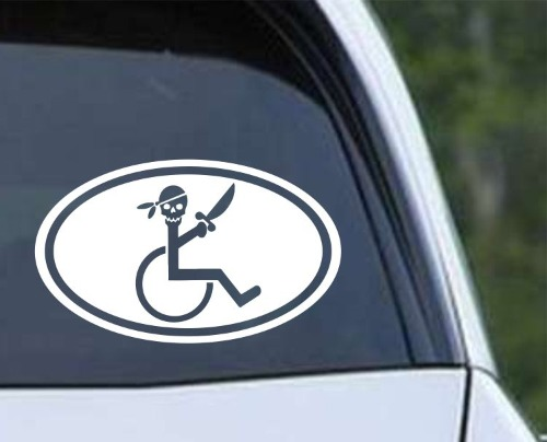 Handicap Pirate