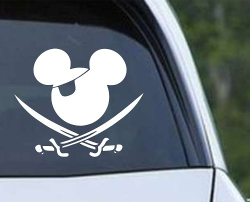 Mickey Mouse Pirate