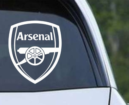 Arsenal Football Club Inspired Vinyl Decal
