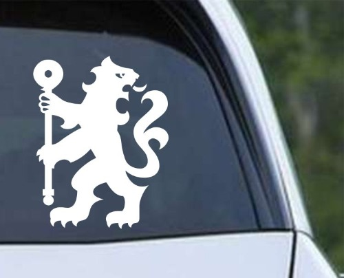 Chelsea Football Club Inspired Vinyl Decal