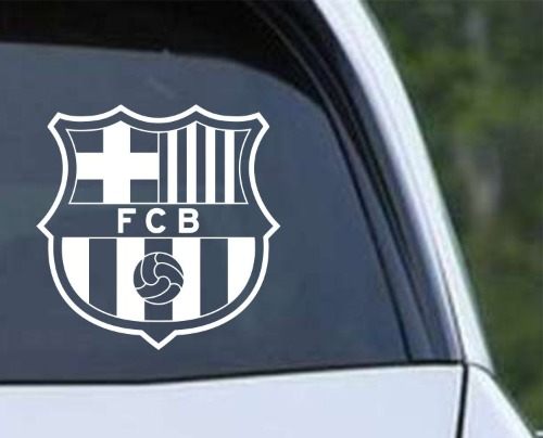 FC Barcelona Inspired Vinyl Decal