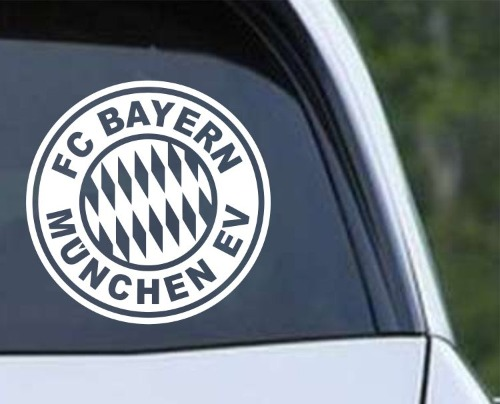 FC Bayern Munich Inspired Vinyl Decal