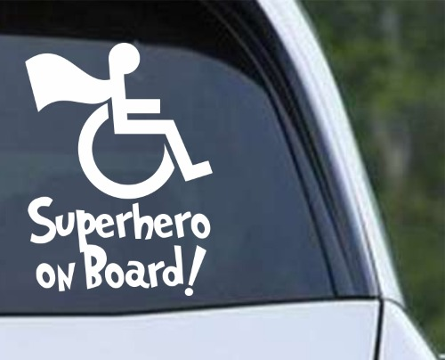 Superhero on Board