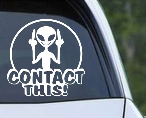 Alien - Contact This Funny