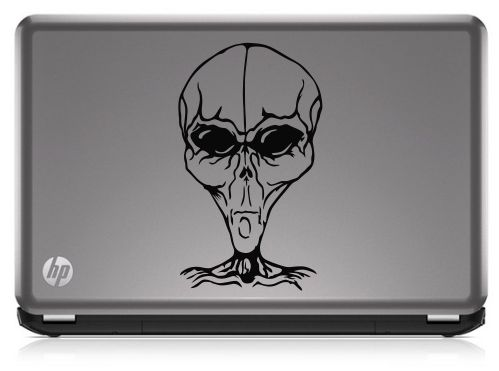 Alien Head ver c BLK