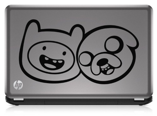 finn and jake BLK