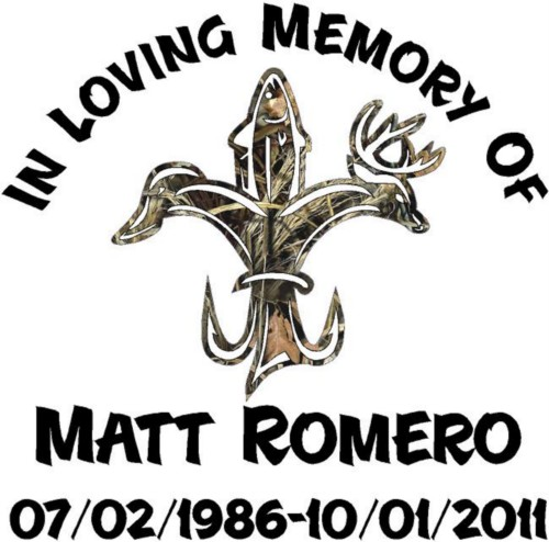 In loving memory of die cut vinyl decal sticker