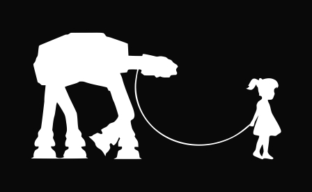 Star Wars - A Girl and Her At - At.jpeg