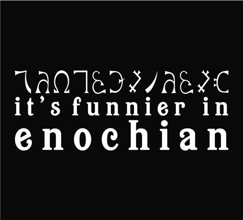 supernatural castiel its funnier in enochian.jpeg