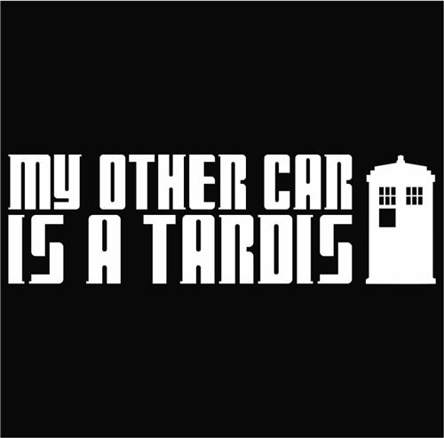 doctor who my other car.jpeg