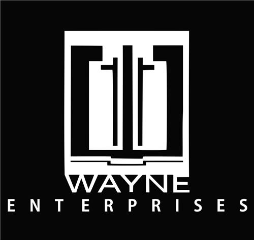 Wayne Enterprises Batman Logo Jpeg