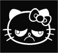 hello kitty hell no kitty grumpy cat.jpeg