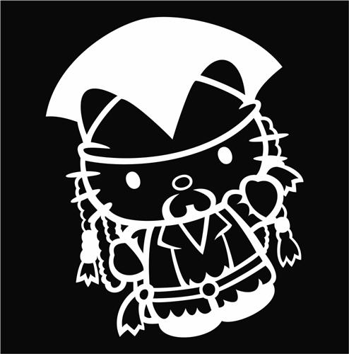 bc3e0d623 ... Die Cut Vinyl Decal Sticker. hello kitty jack sparrow pirates of the  carribean.jpeg