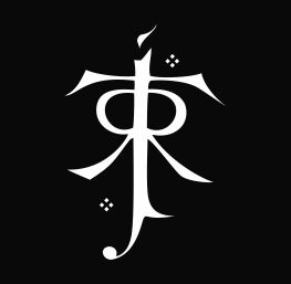 Jrr Tolkein Signature Symbol Lord Of The Rings Jpeg