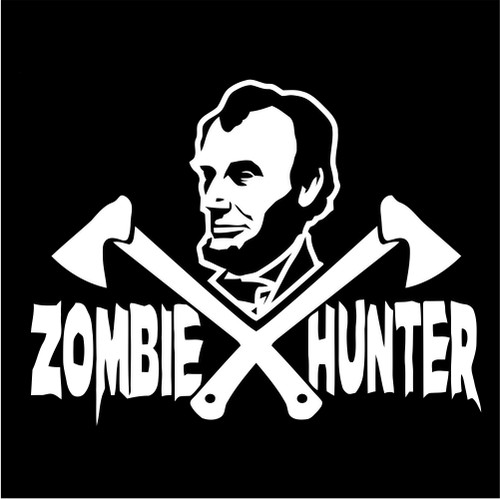 abraham lincoln zombie hunter.jpeg