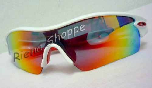 oakley red iridium polarized lens