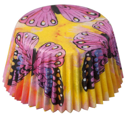Kalas Mini Muffin Cases Butterfly Pink.jpeg
