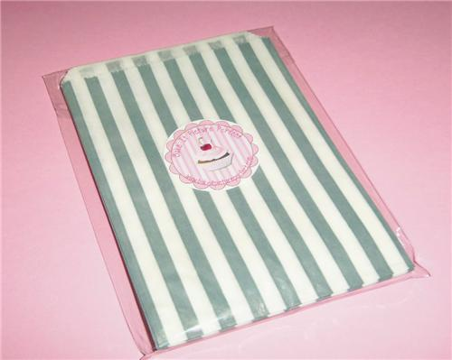 Old Fashioned Candy Bag Grey Stripe.jpeg