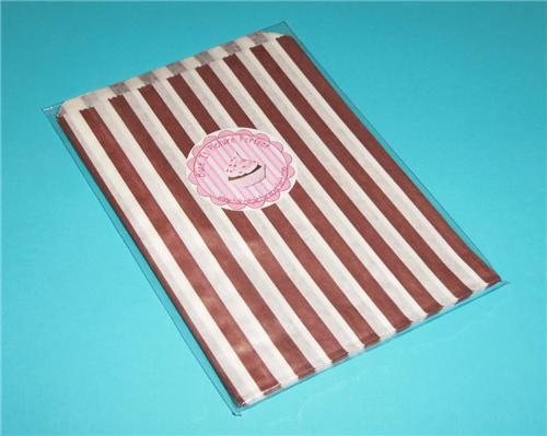 Old Fashioned Candy Bag Brown Stripe.jpeg