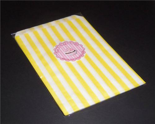 Old Fashioned Candy Bag Yellow Stripe 1.jpeg