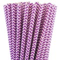 Purple Cheveron Paper Straws.jpeg