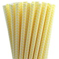 Yellow Chevron Paper Straws.jpeg