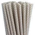 Grey Chevron Paper Straws.jpeg