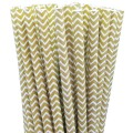 Gold Chevron Paper Straws.jpeg