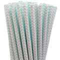 Baby Blue Chevron Paper Straws.jpeg