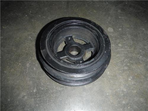 1988-1989 Toyota Mr2 Supercharged - Crankshaft Pulley Oem - 4agze
