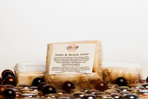 LIU SHEA BLACK SOAP