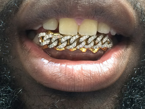gold Grills Teeth Fronts grillz top or bottom  quban with cz - nikfine 35a2271962f9