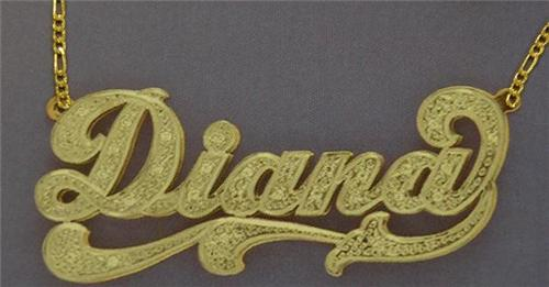ed034e70db5b74 PERSONALIZED 10K Gold Double Name Plate name necklace /bn7. pp-5.JPG  3/15/2009