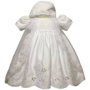 00ff0b837 Angel Girl Toddler Christening Baptism Dress Gowns outfit /XS/S/M/L/XL/5422