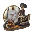 Buccaneer Desk Clock