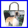 Bucket Bag Handbag AFGHAN HOUND Dog Puppy Animal Pet TV (21647942)