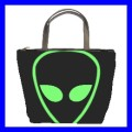 Bucket Bag Handbag ALIEN ET Roswell Science Custom Gift (21648439)