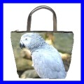 Bucket Bag Handbag AFRICAN GREY PARROT Bird Pet Animals (21648460)