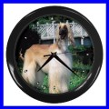 Wall Clock AFGHAN HOUND DOG TV Puppy Pet Animal Bedroom (11776709)